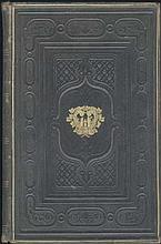 Voyage aux Sept Merveilles du Monde Auge De Lassus, Hachette, Paris, 3rd edit. 1909. pp.280, 16x25cm, with 57 plates. Raised boards, gilt decor. boards and spine, foxing, edgeworn.