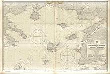 British Admiralty Chart