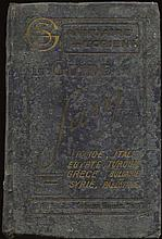 Annuaire de lOrient. Le Guide Sam, France, Italie, Egypte, Turquie, Grece, Bulgarie, Syrie, Palestin