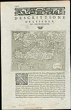 PORCACCHI Tomasso Da Castilione,