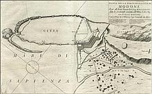 CORONELLI V. M., Venice 1686.