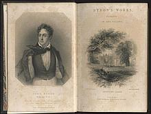 The Works of Lord Byron. Complete in one Volume, Murray, London, 1837. Frontpiece & engr. title. pp.827. 8vo.