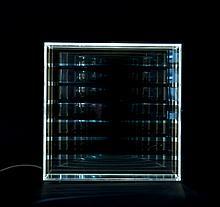 Licht-Spiegelkasten