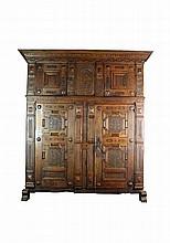 Baroque cabinet