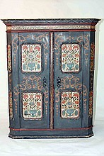 Peasant Baroque cabinet