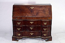 Three-drawer chest