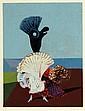 Max Ernst 1891 Brühl - 1976 Paris - 'Danseuse