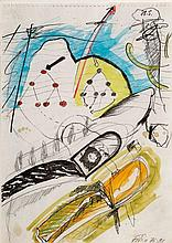 Ole Fischer 1943 Remscheid - 2005 Köln - Ohne...