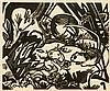 Franz Marc 1880 München - 1916 Braquis bei Ve..., Franz Marc, €1,800