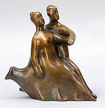 Günter Grass 1927 Danzig - 'Schneller Schritt...