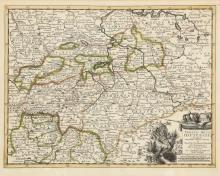 Pieter van der Aa. Leiden 1659 - 1733 - '...