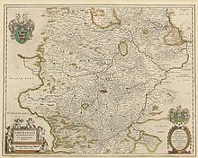 Joan Johannes Blaeu. um 1596 - 1673 - 'Th...