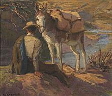 Rudolf Gudden 1863 Werneck - 1935 München -