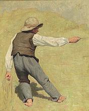 Poul (Povl) Steffensen 1866 Vejerslev - 1923