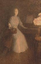 Paul Albert Steck um 1860 Troyes - 1924 -