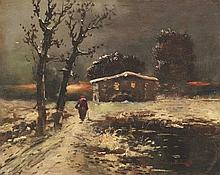 Beppe Ciardi 1875 Venedig - 1932 Quinto di