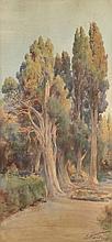 Enrico Nardi 1864 Rom - 1947 Rom - Weg bei
