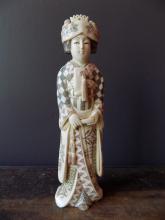 Japanese Ivory Statue