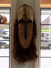 Large African Decorative Mask