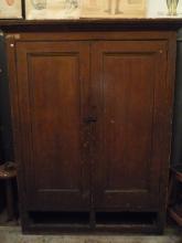 Large Two-Door Armoire