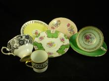 Miscellaneous Tea Cup and Saucer Lot