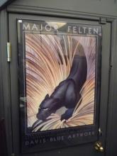 Major Felten Deco Poster