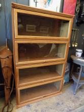 4-level Barrister Bookcase