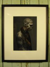 Ciupka, Ludwig (XX), ?-Canadian; black & white photograph, framed under glass