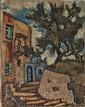 Arieh Allweil (Israeli, 1901-1967)