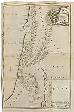 Adriaan Reland - Two Research Books on the Subject of Eretz Israel - 18th Century - Engravings