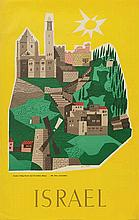 Tourism Poster Designed by Jean David