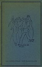 My Blue Piano - Else Lasker Schüler -Numbered Copy
