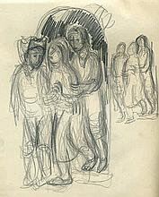 Miron Sima - Collection of Drawings and Family Letters