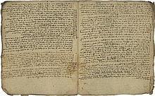 Manuscripts - Rabbi Shalom Shachne Yalin - Greatest Mesorah Expert of Last Generations