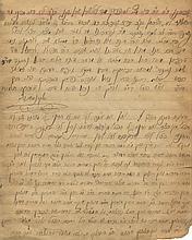 Manuscript, Rabbi Yeshaya Neizatz Av Beit Din of Alistál, Disciple of the Ktav Sofer