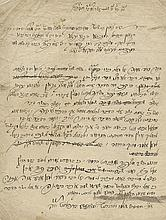 Collection of Manuscripts and Letters