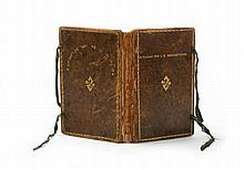 three Books - Regulations and Conduct in the Synagogue - Amsterdam, 1815 - Fine Copy