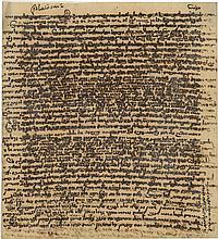 Long Letter Regarding Italian and Ashkenazi Communities – Handwritten and Signed by the Maharam Hagiz – 1732