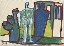 Avraham Ofek (1935-1990)