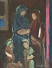 Aharon Giladi (1907-1993)