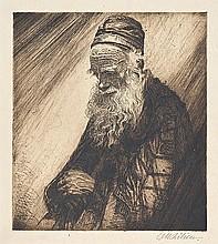 Ephraim Moshe Lilien (1874-1925)