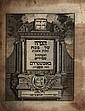 Passover Haggadah - Ma'aleh Beit Chorin - Amsterdam, 1781