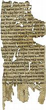 Collection of Leaf Remnants of Ancient Vellum Manuscripts - 13th-15th Centuries
