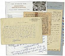 Collection of Letters by Rabbis and Rebbes