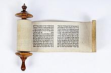 Miniature Esther Scroll
