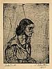 Ludwig Meidner (1884-1966), Ludwig Meidner, $500