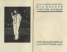 Else Lasker-Schüler –