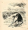 Book of Ruth – Signed Lithographs by Max Liebermann – Berlin, 1924, Max Liebermann, $500