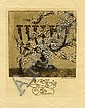 Valuable and Extensive Collection of Jewish Ex-Libris Bookplates