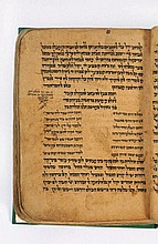 Auction no. 37 - Books, Manuscripts, Rabbinical Letters